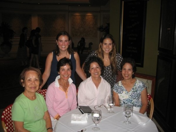 3 Generations of Rezents Women