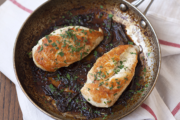 Honey-Beer-Chicken