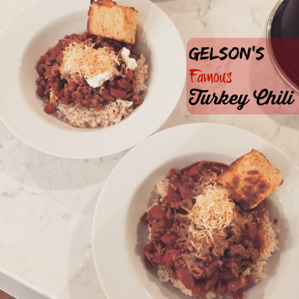 gelson's chili